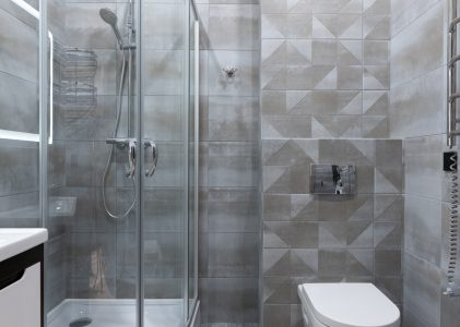Posizione della doccia in bagno: dove metterla?