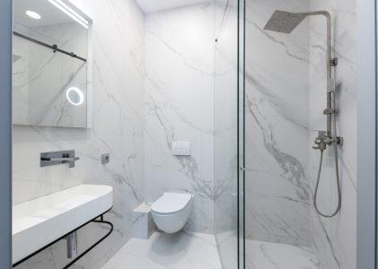 La doccia di design per il tuo bagno